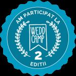 Antonio Socea Fotograf nunta - Participant la 2 editii Weddcamp