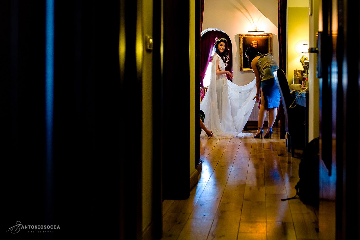 Fotograf Nunta Bucuresti - Antonio Socea - Lelia & Niels Galeria Events Bucuresti