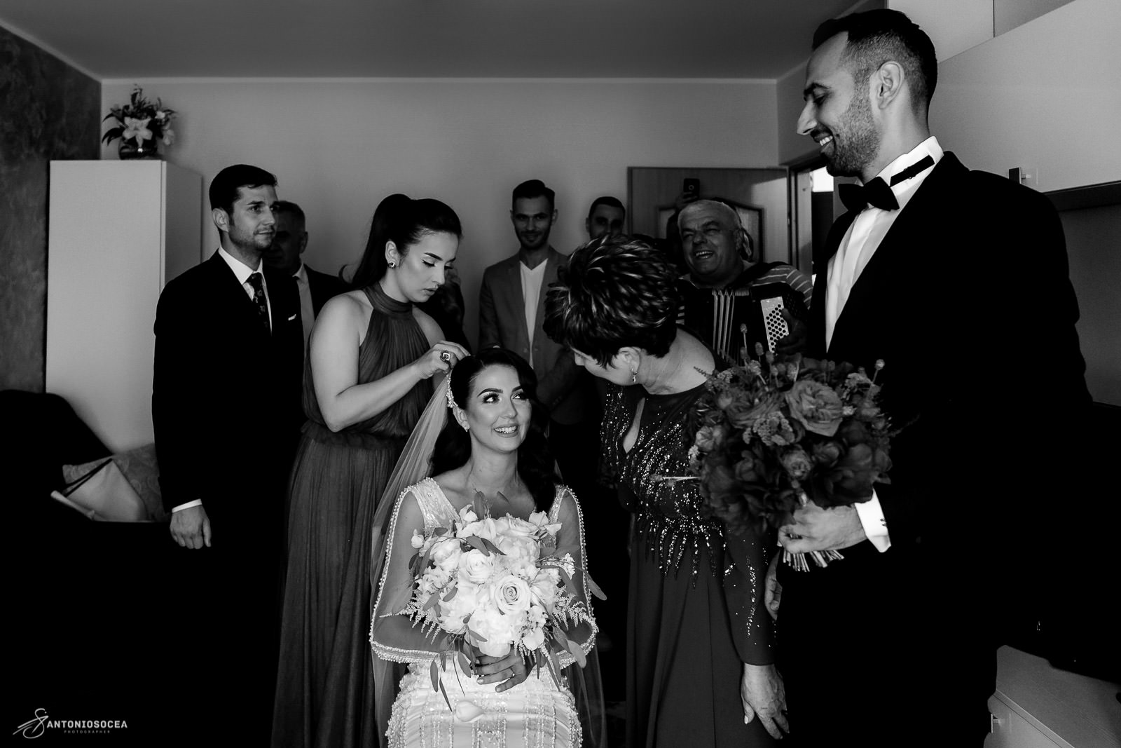 Fotograf nunta Professionist Bucuresti - Antonio Socea
