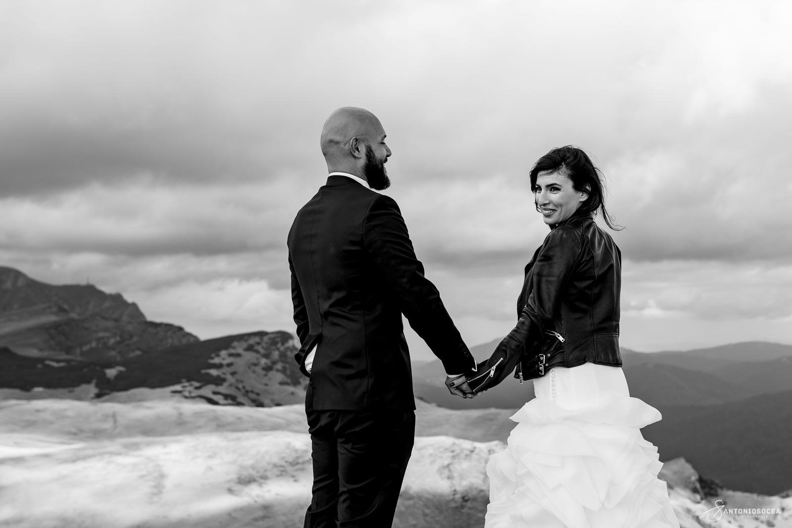 Sedinta foto After Wedding-Trash the dress- Fotograf nunta profesionist Bucuresti