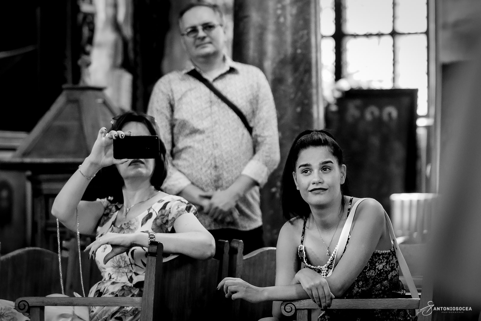 Fotograf botez Bucuresti - Antonio Socea Fotograf premium