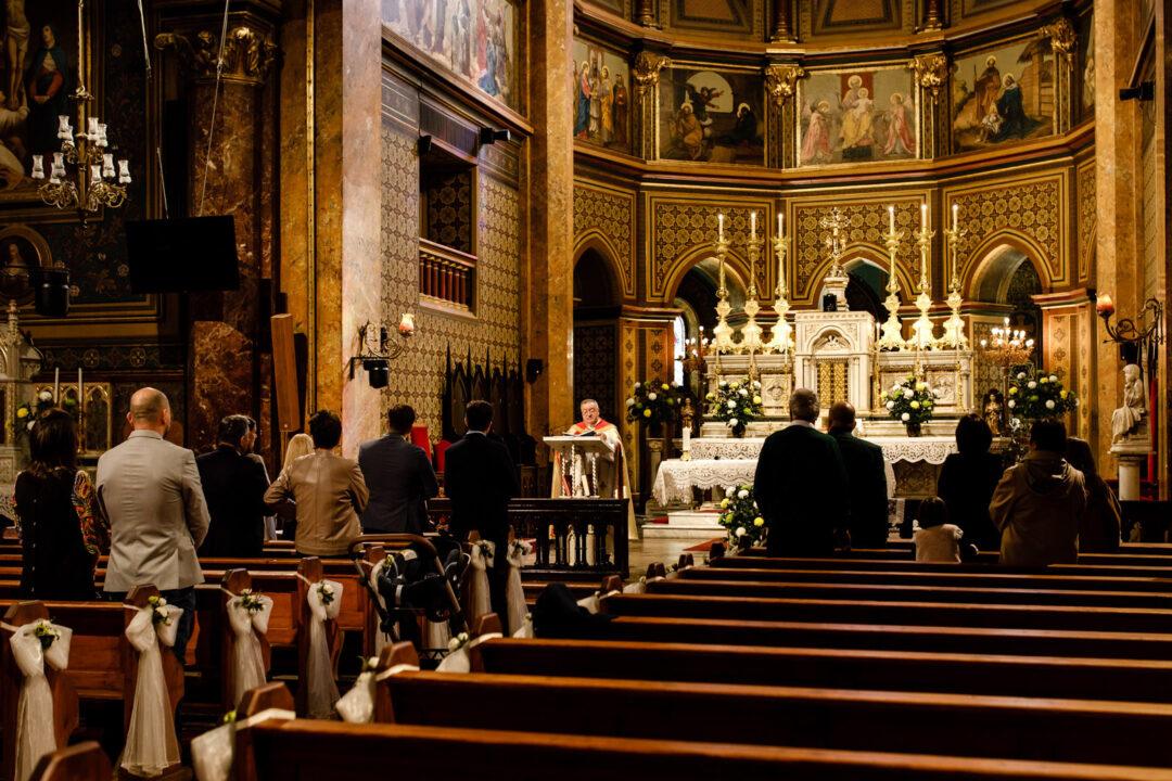 Botez Catedrala Sfantul Iosif Bucuresti- Fotograf botez Bucuresti