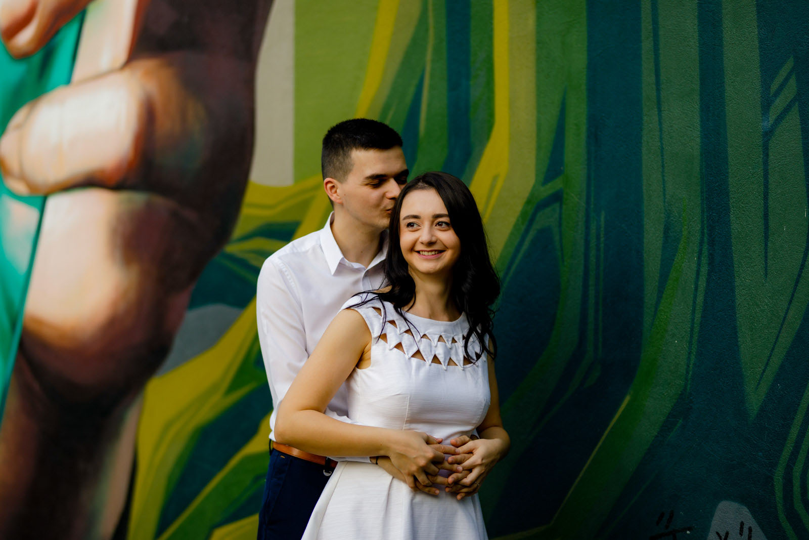 Sedinta foto save the date-Sedinta foto engagement Bucuresti