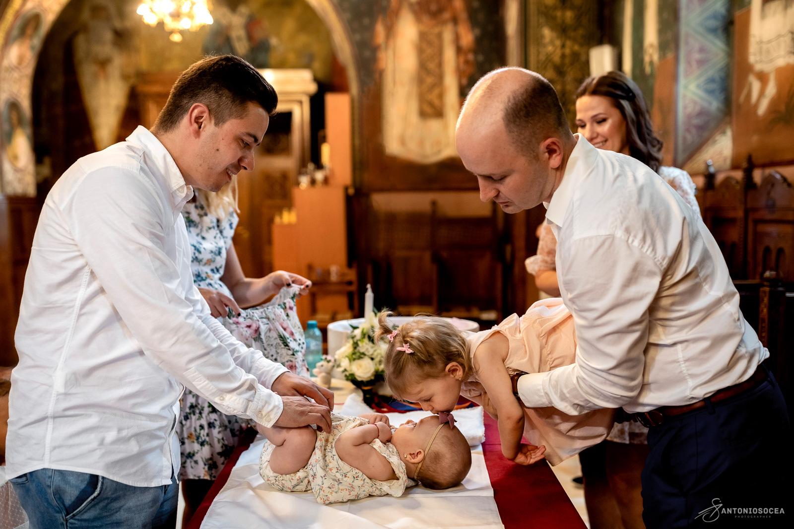 Fotograf de botez Bucuresti-Antonio Socea - Biserica Sf.Alexnadru