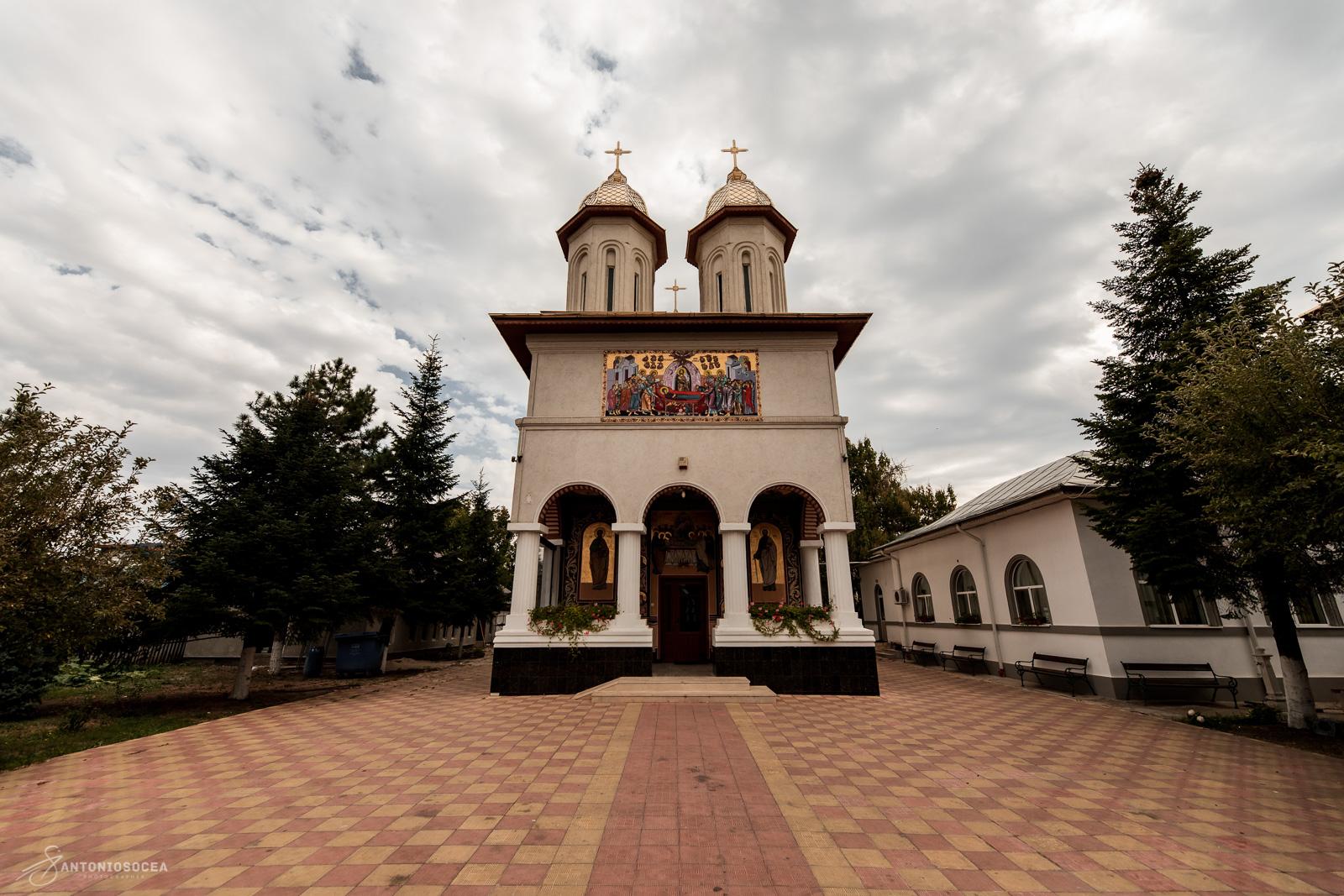 Fotografie de botez Bucuresti - Botez Aylin-Biserica Adormirea macii domnului Bucuresti