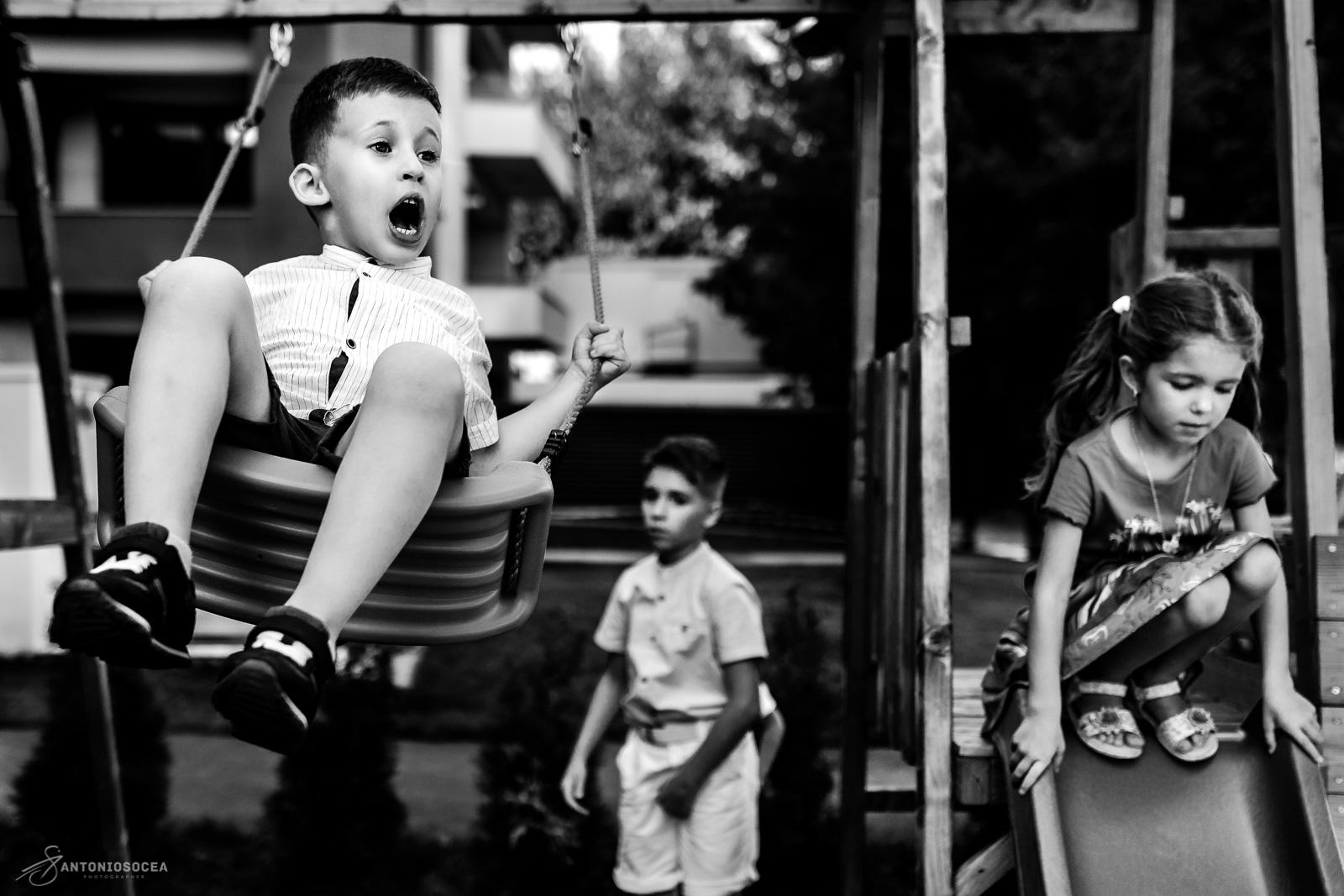 Fotograf de botez Bucuresti-Botez Victor