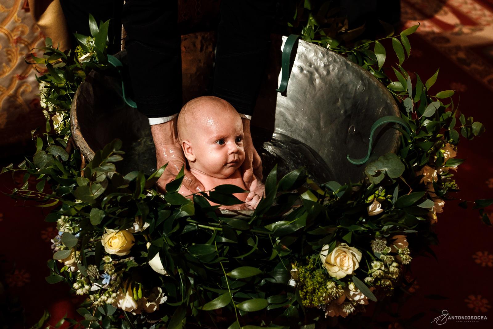 Botez Luca - Biserica Alba Calea Victoriei Bucuresti - Fotograf premium Bucuresti