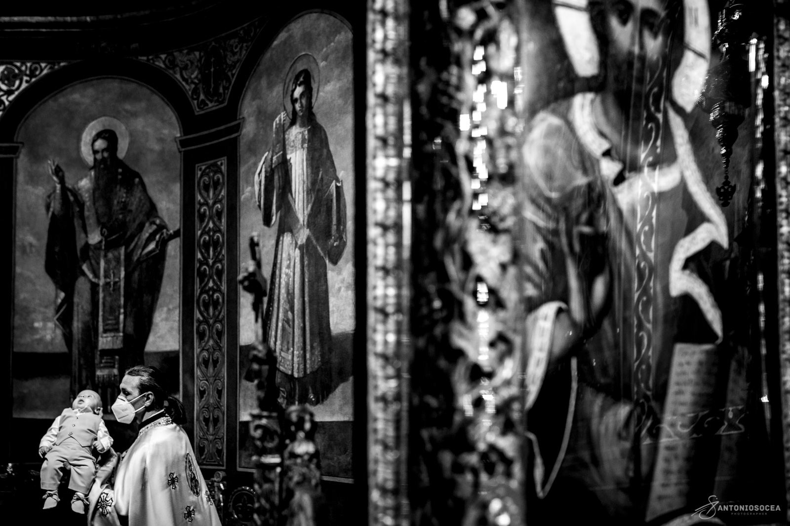 Botez Luca - Biserica Alba Bucuresti - Fotograf premium Bucuresti