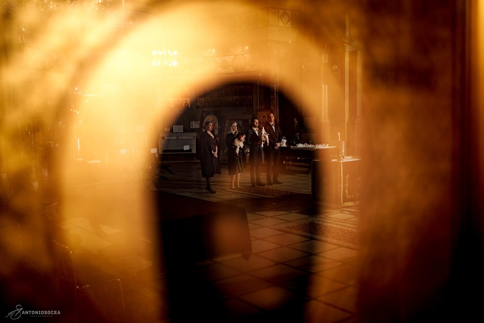 Botez Biserica Casin - Antonio Socea - Fotograf Botez